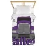 Trucker Vallen Twin Duvet