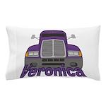 Trucker Veronica Pillow Case