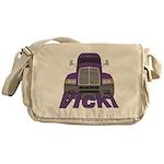 Trucker Vicki Messenger Bag