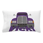 Trucker Vicki Pillow Case