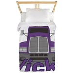 Trucker Vicki Twin Duvet