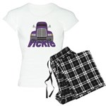 Trucker Vickie Women's Light Pajamas