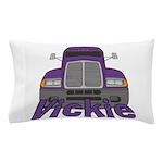 Trucker Vickie Pillow Case