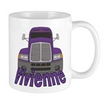 Trucker Vivienne Mug
