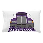 Trucker Vivienne Pillow Case
