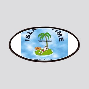 Island Time Brewing Company Patches