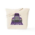 Trucker Wanda Tote Bag