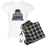 Trucker Wanda Women's Light Pajamas