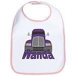Trucker Wanda Bib