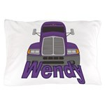 Trucker Wendy Pillow Case