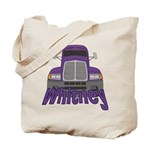 Trucker Whitney Tote Bag