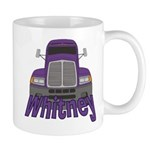 Trucker Whitney Mug