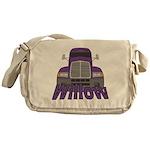 Trucker Willow Messenger Bag