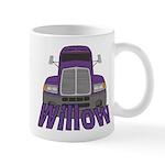 Trucker Willow Mug