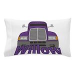 Trucker Willow Pillow Case