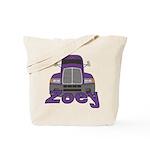 Trucker Zoey Tote Bag