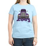 Trucker Zoey Women's Light T-Shirt