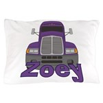 Trucker Zoey Pillow Case