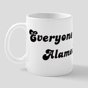 Alameda girl Mug