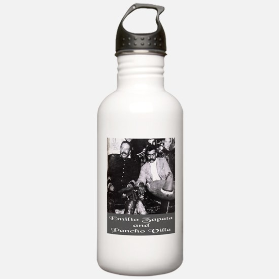 Villa and Zapata Water Bottle