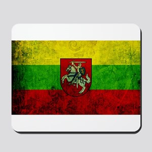 Lithuania Flag Mousepad