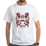 Dobenek Coat of Arms White T-Shirt