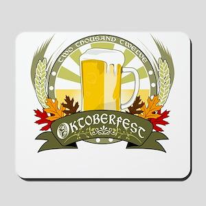 Oktoberfest 2012 Mousepad
