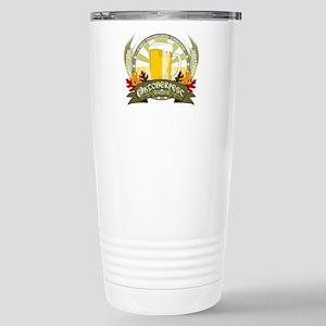 Oktoberfest 2012 Stainless Steel Travel Mug