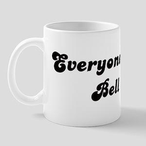 Bell girl Mug