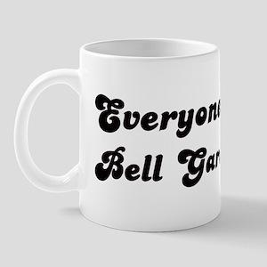 Bell Gardens girl Mug
