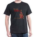 Pottery Mens Classic Dark T-Shirts