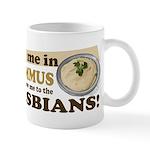 Dip Me in Hummus Mug
