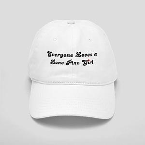 Lone Pine girl Cap