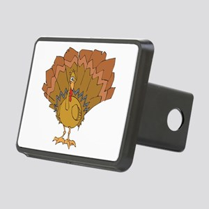 goofy turkey.png Rectangular Hitch Cover