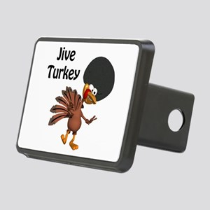 jive turkey.png Rectangular Hitch Cover