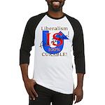 Liberalism is Curable Baseball Jersey