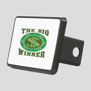 the big winner copy Rectangular Hitch Cover
