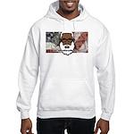Men's Hooded Sweatshirt (lite) 2