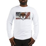 Men's Long Sleeve T-Shirt (white) 2