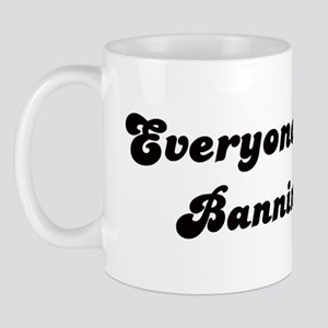 Banning girl Mug