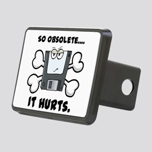 so obselete it hurts Rectangular Hitch Cover