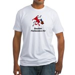 main logo Fitted T-Shirt