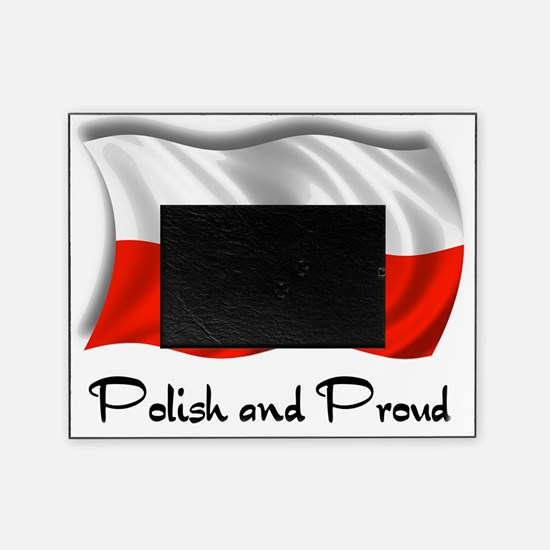 polish and proud2.jpg Picture Frame