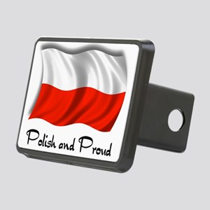 polish and proud2 Rectangular Hitch Cover