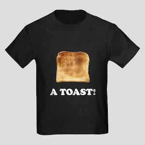 A Toast Kids Dark T-Shirt