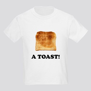 A Toast Kids Light T-Shirt