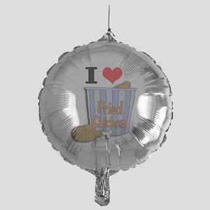 fried chicken copy.jpg Mylar Balloon