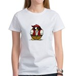 Pirate Penguin Women's T-Shirt