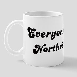 Northridge girl Mug
