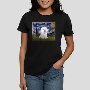 TR-Starrynight-Bichon1 T-Shirt